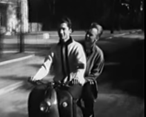 The Third Sex 1957 Bike
