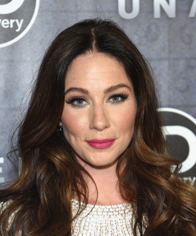 """NEW YORK, NY - JULY 19: Lynn Collins attends the Discovery's """"Manhunt: Unabomber"""" World Premiere at the Appel Room at Jazz at Lincoln Center Frederick P. Rose Hall on July 19, 2017 in New York Cit (Photo by Jamie McCarthy/Getty Images)"""