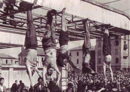 Mussolini corps
