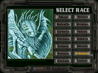 222711-master-of-orion-ii-battle-at-antares-dos-screenshot-race-selection