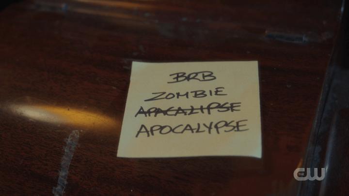 Legends of Tomorrow - Season 5, Episode 12 - I Am Legens - Zombie Apocalypse