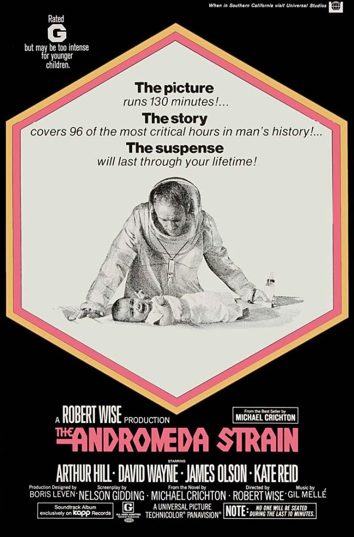 andromeda strain body