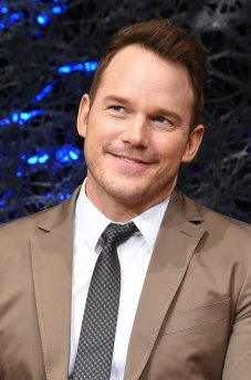 TOKYO, JAPAN - APRIL 11: Actor Chris Pratt attends the 'Guardians of the Galaxy Vol.2' press conference at the Ritz-Carlton on April 11, 2017 in Tokyo, Japan. (Photo by Jun Sato/WireImage)