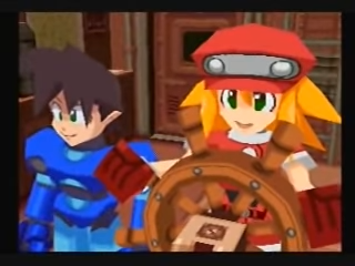 Mega Man Legends - All Cutscenes 5-24 screenshot