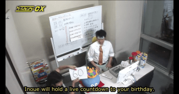 Game Center CX - LE5 - Pilotwings (Arino's 40th Birthday Live Compilation).avi-00.18.56.870-#1