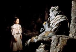 RETURN TO OZ, Fairuza Balk, Nicol Williamson, 1985, © Walt Disney Co.