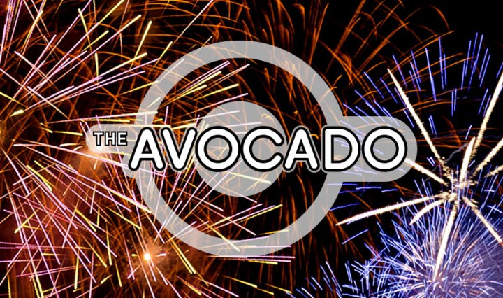 The Avocado Celebrates