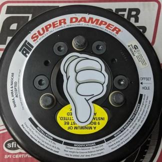 ATI Super Dampers