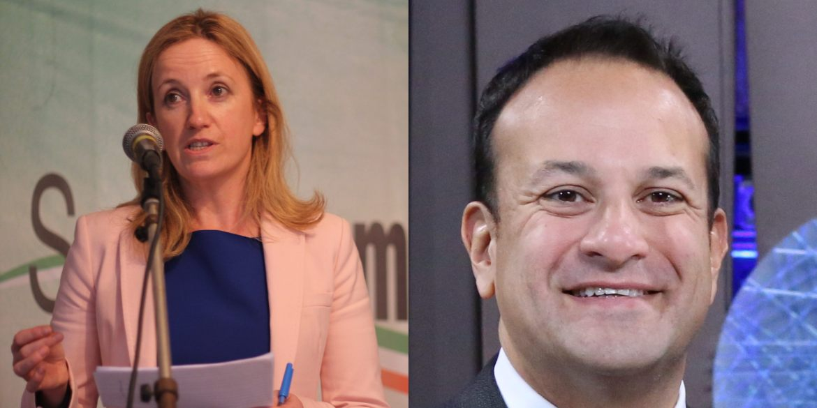 In an email sent to Leo Varadkar, Gemma O'Doherty says he will 'one day be held to account for his crimes'