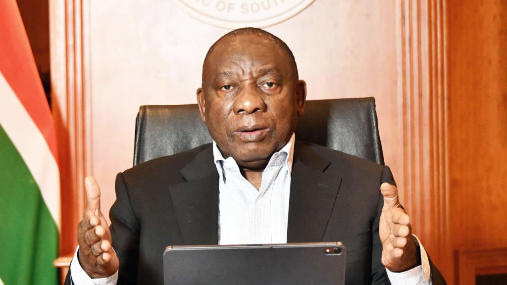 Bitcoin Revolution South Africa: Scam Claims Support by President Cyril Ramaphosa | News – Bitcoin News