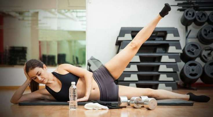 exercises to lift and tone buttocks