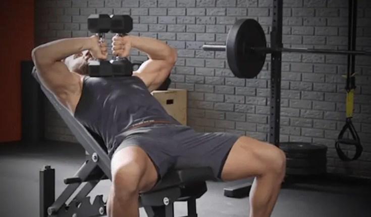 top upper body exercises