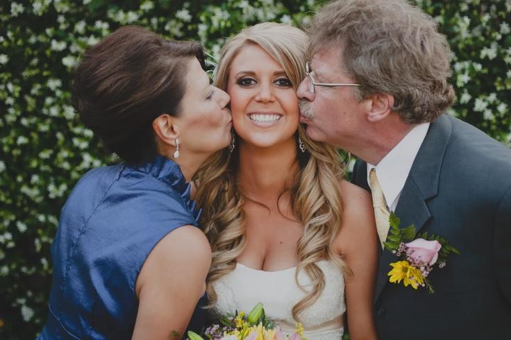 Роль родителей в вашей свадьбе