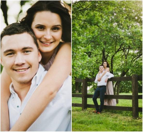 Весенняя история: love-story Андрея и Яны