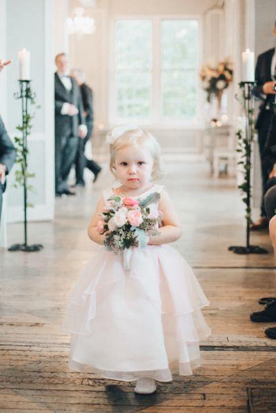 Дети на свадьбе: полное руководство