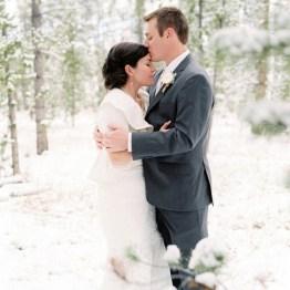 Svadba zimoi - obraz nevesty (75)