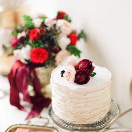 Svadba zimoi - tort (30)