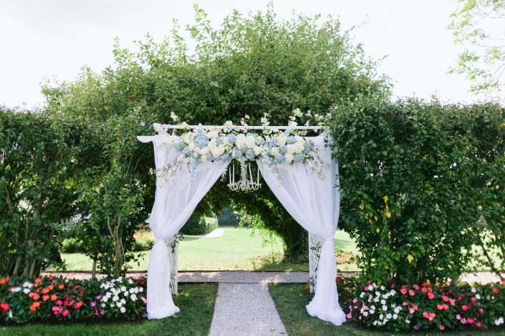 Свадебная арка: 9 главных трендов