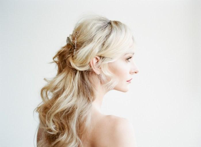 Свадебная прическа: 6 основных типов