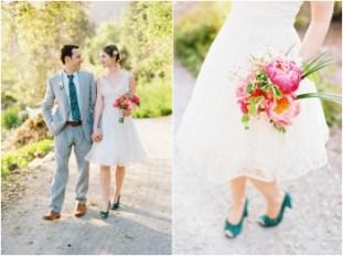 Выбираем короткое свадебное платье: основные советы