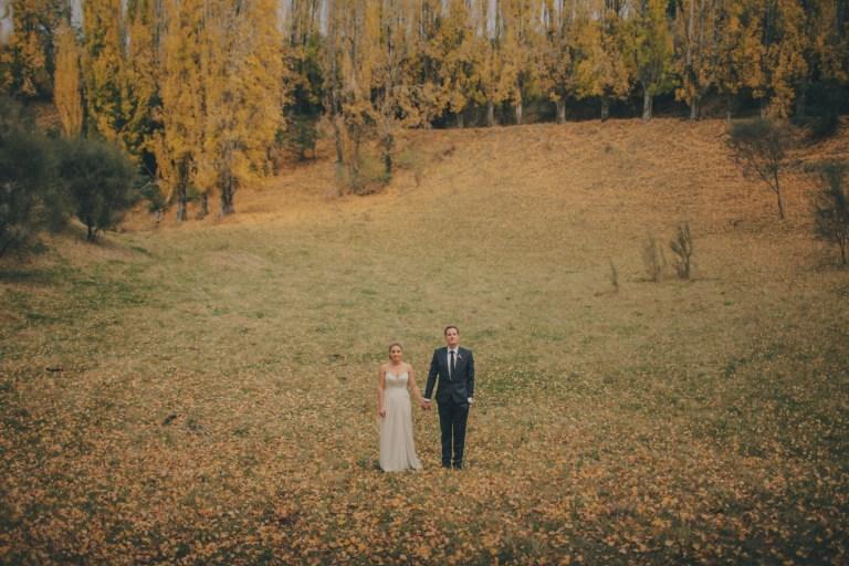 Свадьба осенью: основные рекомендации