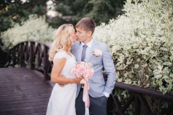Наедине с любовью: свадьба Евгении и Александра