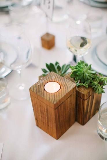 Детали свадьбы: свечи