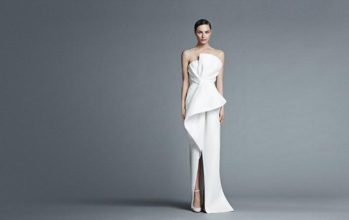 Как выглядеть стройнее в свадебном платье: хитрости невесты