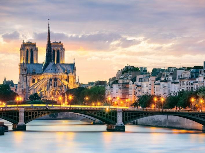 10 самых романтичных городов для медового месяца