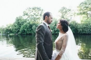 Из Парижа с любовью: свадьба Кати и Дениса