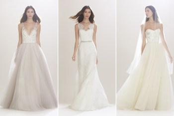 Коллекция свадебных платьев Carolina Herrera осень 2016