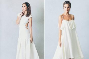Коллекция свадебных платьев Elizabeth Stuart осень 2016