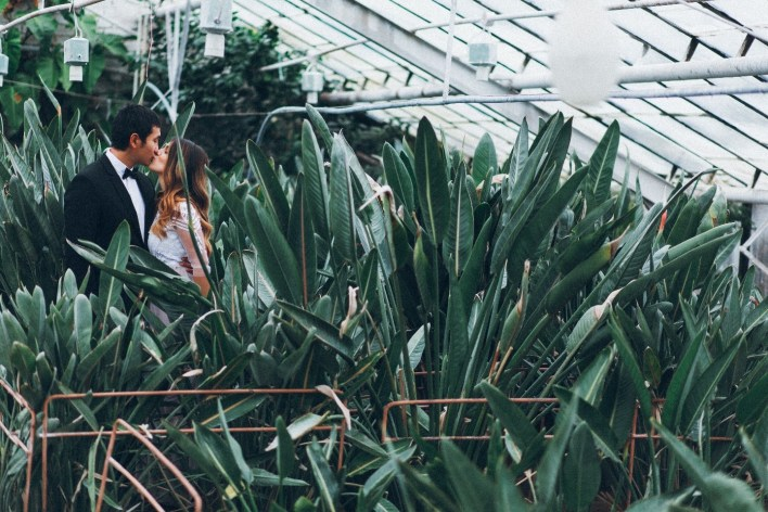 Роскошь зелени: love-story Артёма и Карины