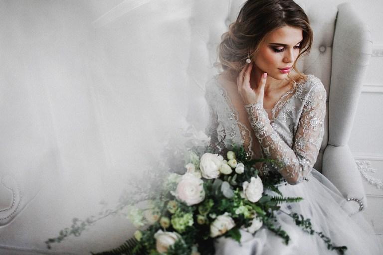 18 невест, которые решились на не белые платья. И им идет!