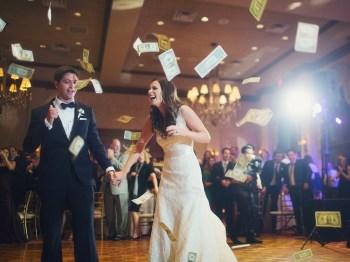 5 причин, почему не стоит делать денежные конкурсы на свадьбе
