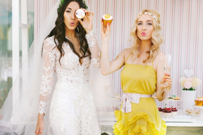 25 идей для летней свадьбы