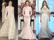 Главные тренды с подиумов Bridal Fashion Week 2017