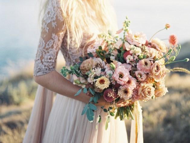 Цветы в букете невесты и их значение