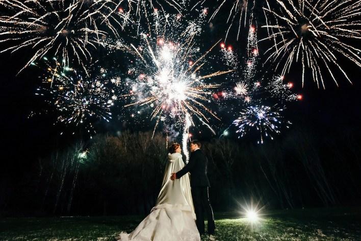 После заката: 23 незабываемые свадебные фотографии