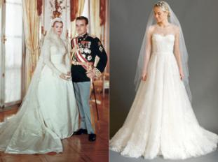 10 платьев, которые вошли в историю + их современные аналоги