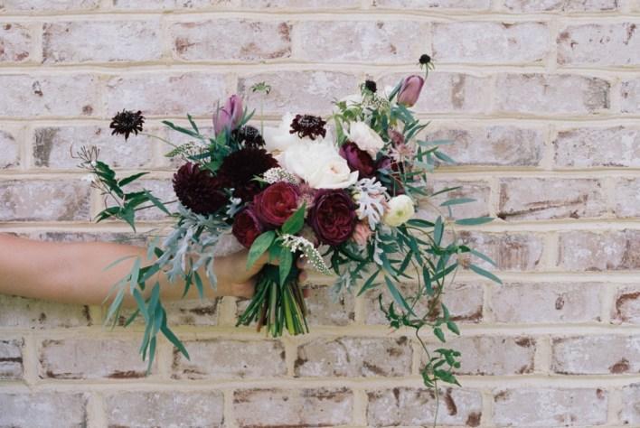 Осенняя свадьба: выбор цветов