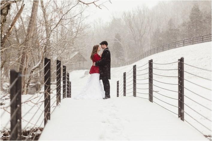 10 мифов о зимних свадьбах