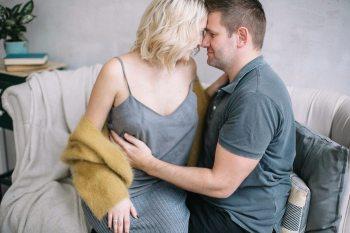 Домашнее утро: love-story Олеси и Андрея