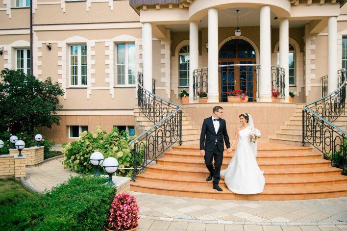 Европейская классика: свадьба Аркадия и Владиславы