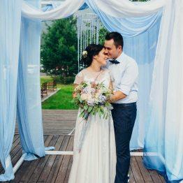 Океан чувств: свадьба Никиты и Дарии