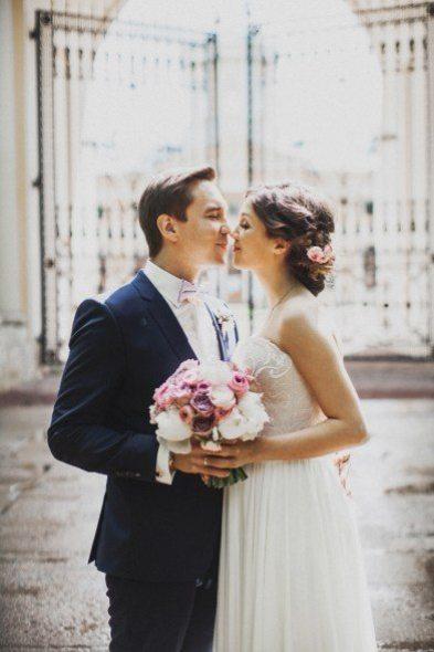 Выбираем идеальный весенний букет невесты
