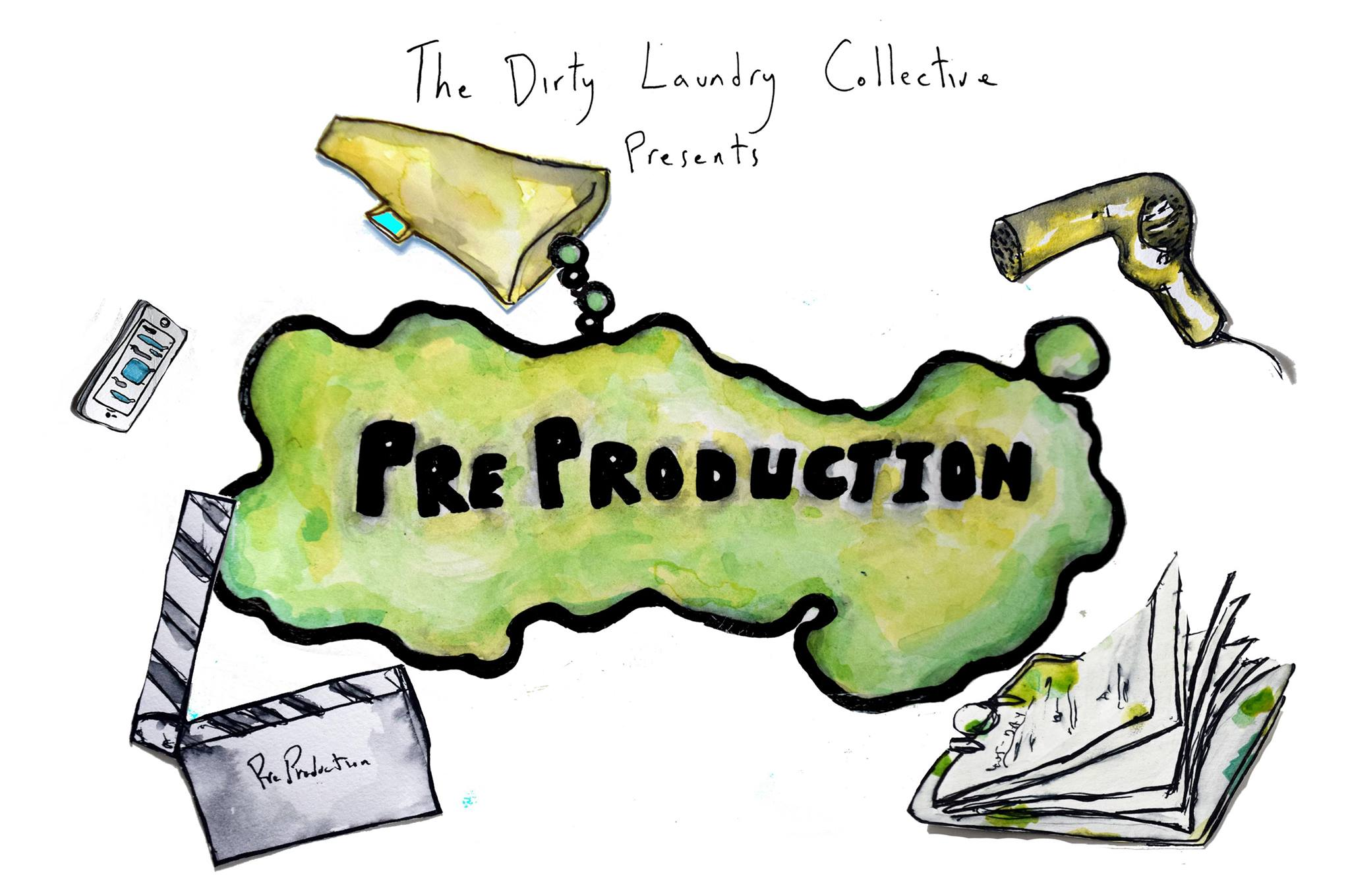 """Pre-Production: The Webseries"" starring everyone in The Captains of Industry Launches"