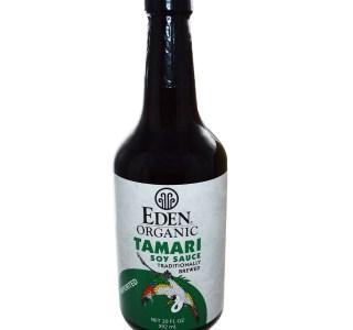 Eden Foods, Organic Tamari Soy Sauce