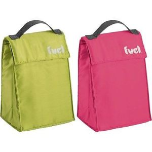 Fuel Triangle Insulated Lunch Bag