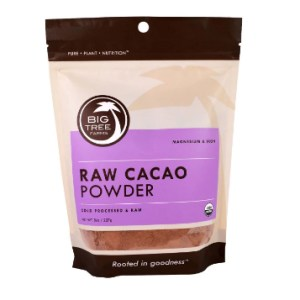 Big Tree Farms, Organic Raw Cacao Powder